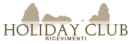 logo holiday club ricevimenti